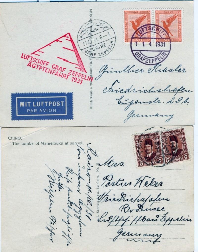 Zeppelin LZ 127 + Hindenburg Scanne27