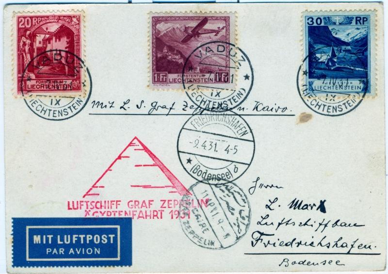 Zeppelin LZ 127 + Hindenburg Scanne31
