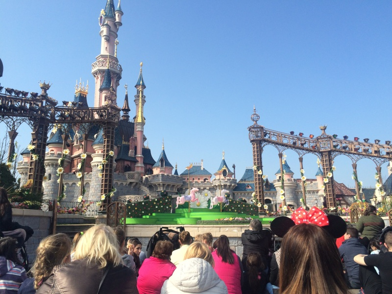 Festival du Printemps du 1er mars au 31 mai 2015 - Disneyland Park  - Page 12 74910
