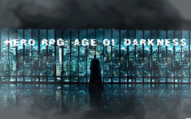 Superhero RPG: Age Of Darkness