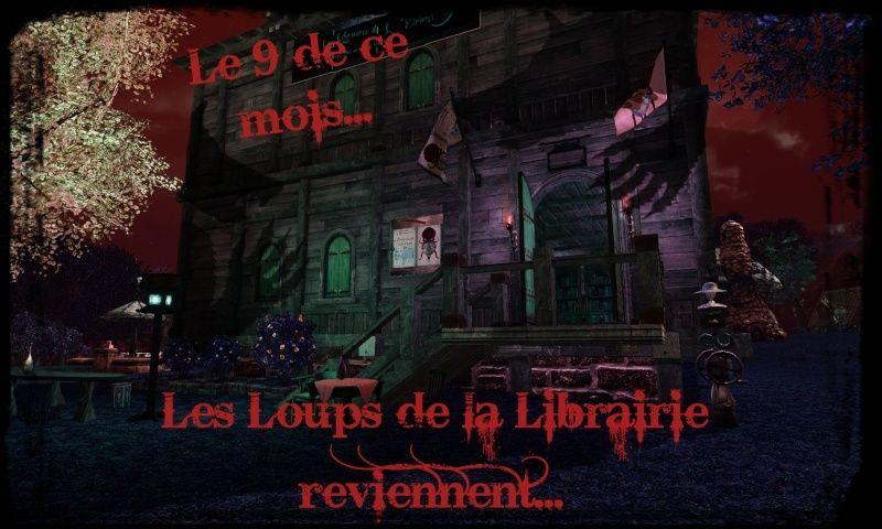 Les Loups de la Librairie [Quatrième Edition] Nouvelle Lune Librai10