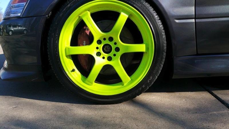 FS: 18x9.5 Gram Light 57DRs +22et/Nexen 265/35/18 tires 10561511