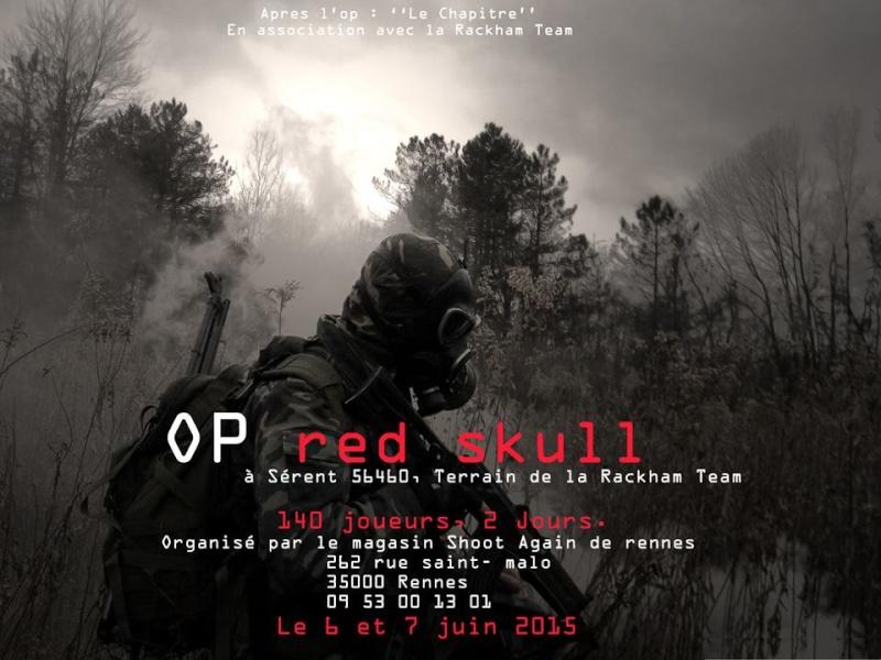 OP Red Skull 11077711