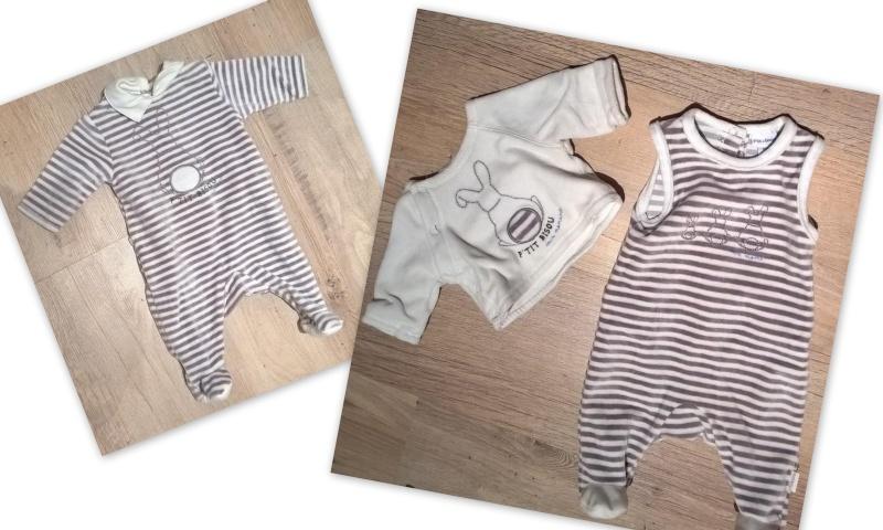 Echarpe BABYMOOV, pyjamas T.N, 2 lots de 2 tétines silicone Natural de Philips AVENT NEUFS  Pictur10