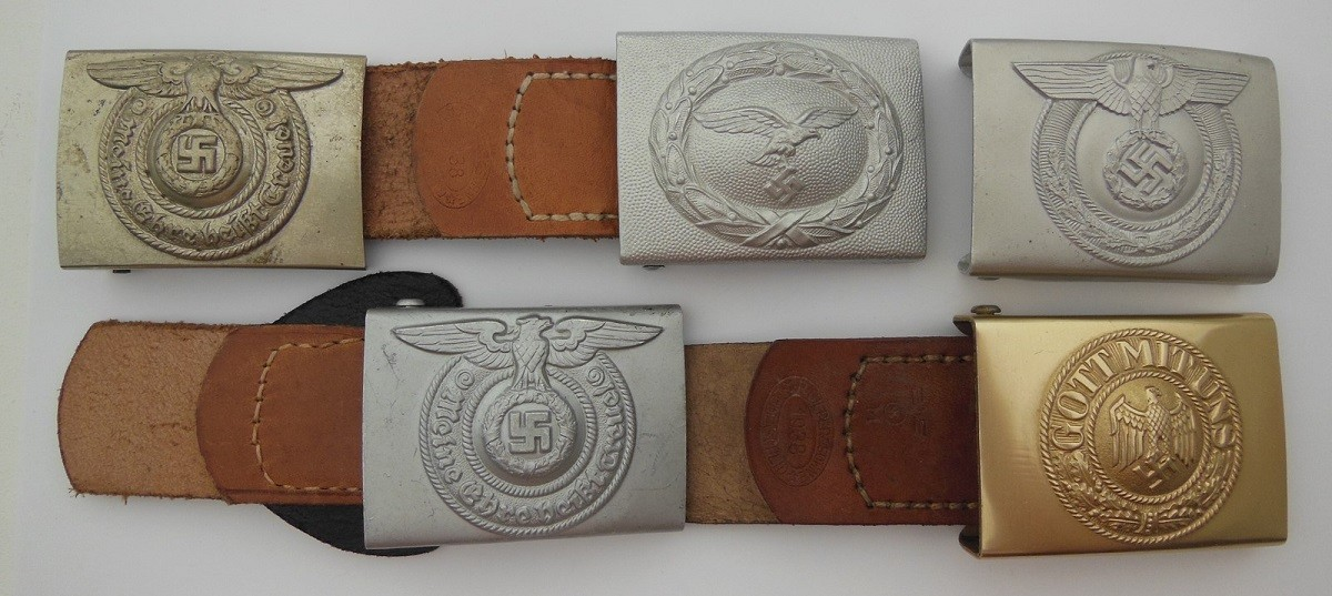 German Buckles Forum 1933-1945