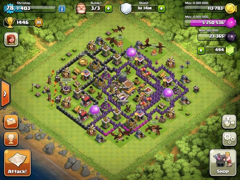 Camp Anti-Cochons en mode guerre ! Hdv_811