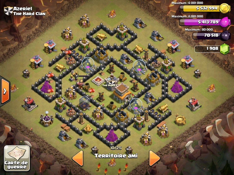 Camp Anti-Cochons en mode guerre ! Hdv_8_11