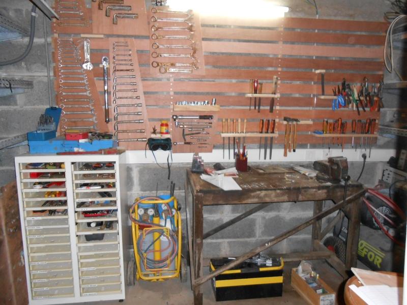 Debut de réorganisation de mon atelier 1_gran10