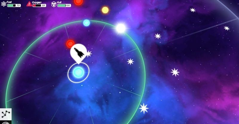 Bug: Hitbox for clicking on currently occupied star system is too large Noclic11