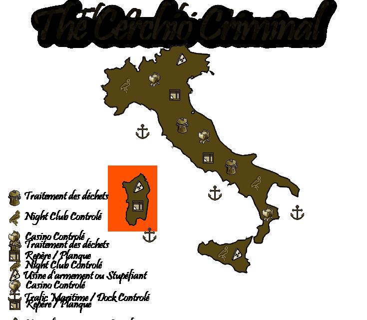 The Cerchio Criminal