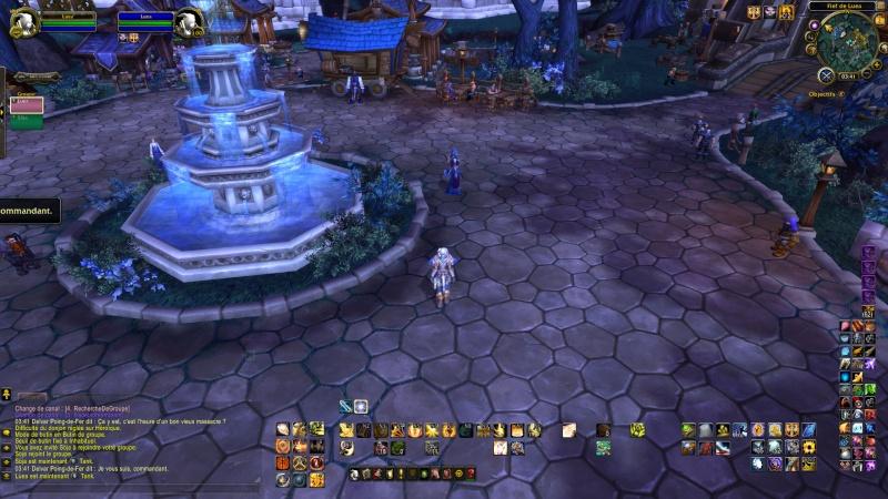 Screenshot interface  Wowscr12