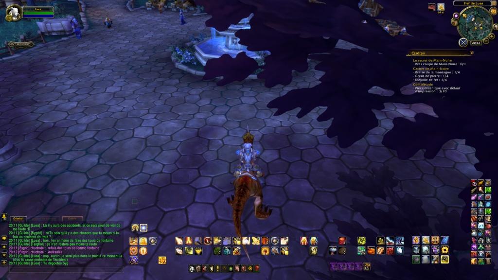 Screenshot interface  Wowscr13