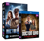 Doctor Who DVDs, Blu ray, Big Finish,CDs & VHS