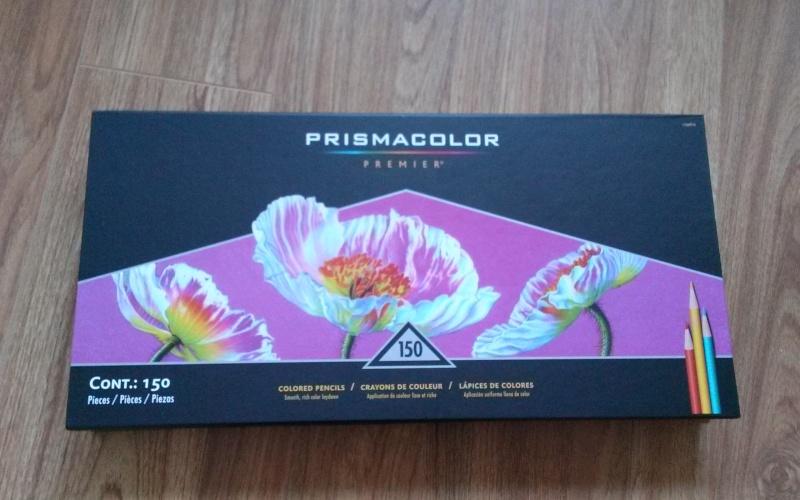 les crayons prismacolors premier 20150510