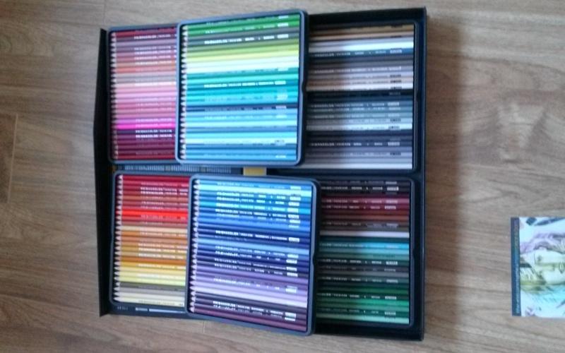 les crayons prismacolors premier 20150511