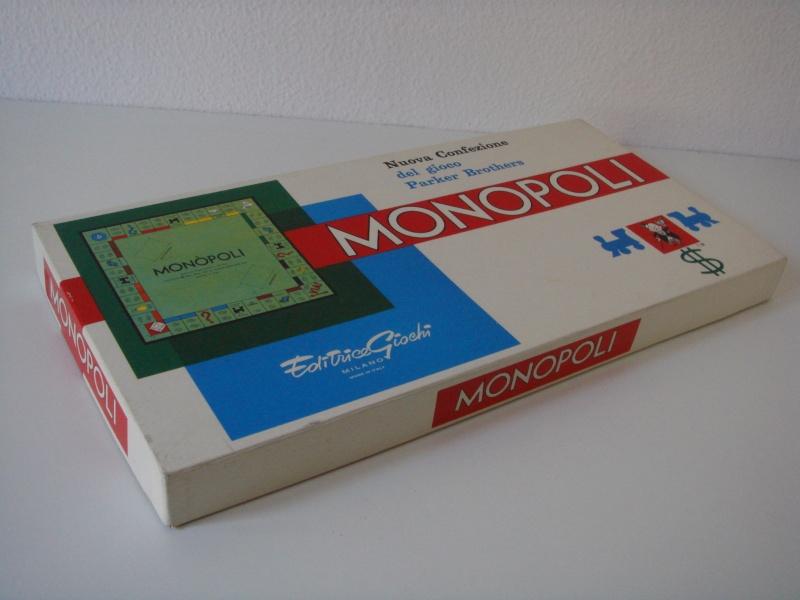 Vendo Monopoli anni 80 ottime condizioni  Monopo10