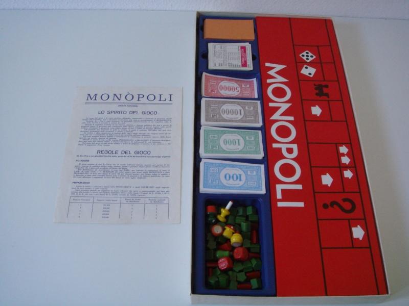 Vendo Monopoli anni 80 ottime condizioni  Monopo11