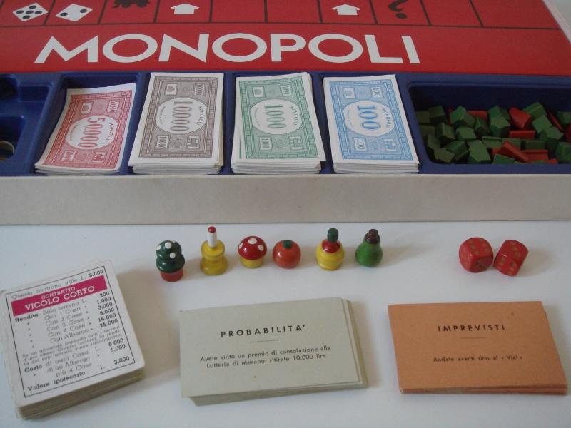 Vendo Monopoli anni 80 ottime condizioni  Monopo12