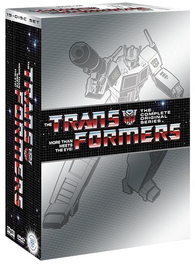 DVD, Blu-ray & 4K Ultra HD… des Épisodes de… Les Transformers (G1) ― En Anglais - Page 2 91mjh611