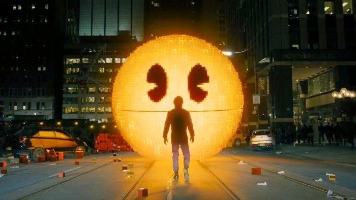 "Pixels"" First Trailer Unveiled! Pixels10"