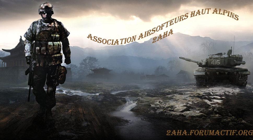 Association Airsofteurs Haut Alpins 2AHA