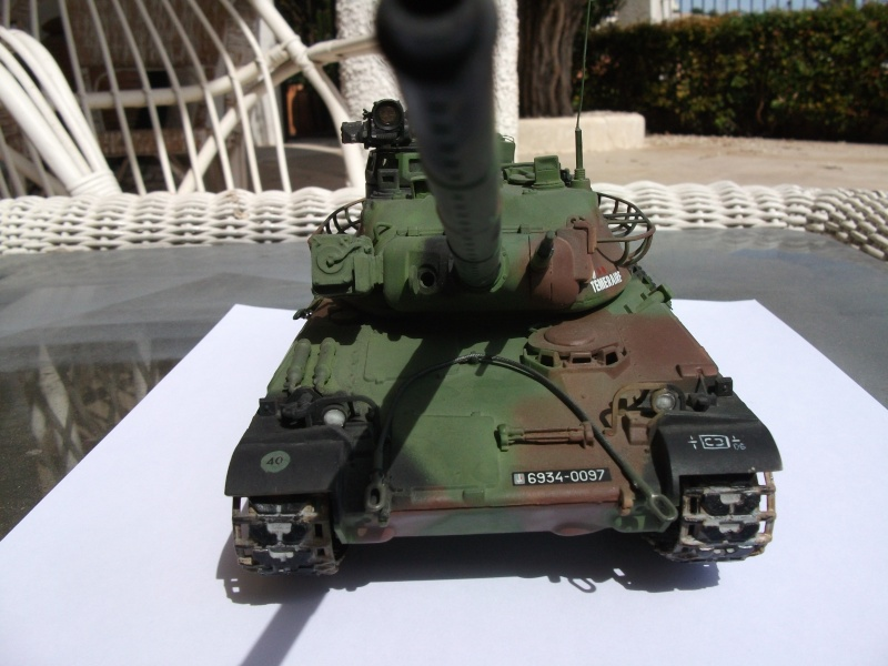 AMX30B2  de Heller au 1/35°  Dscf0513