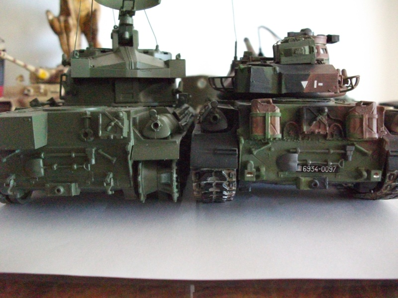 AMX30B2  de Heller au 1/35°  Dscf0518