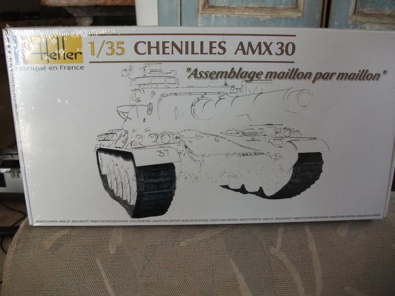 AMX30B2  de Heller au 1/35°  Dscf0519