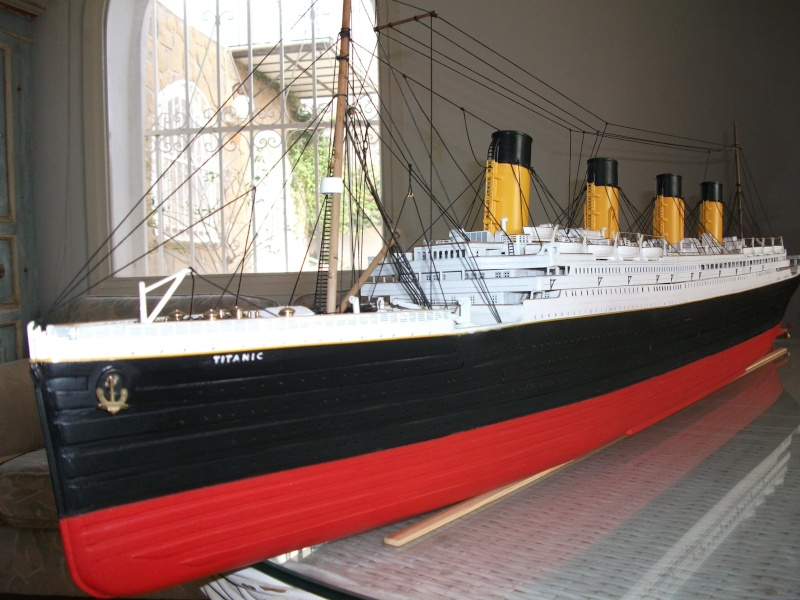 RMS TITATNIC 1/200 Dscf0529