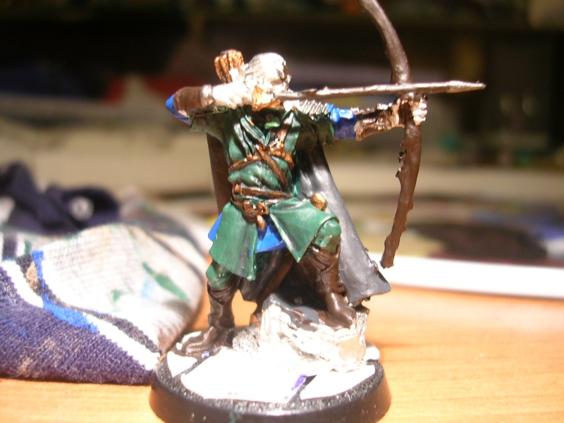 WIP - Legolas at Helm's Deep Dscn1425