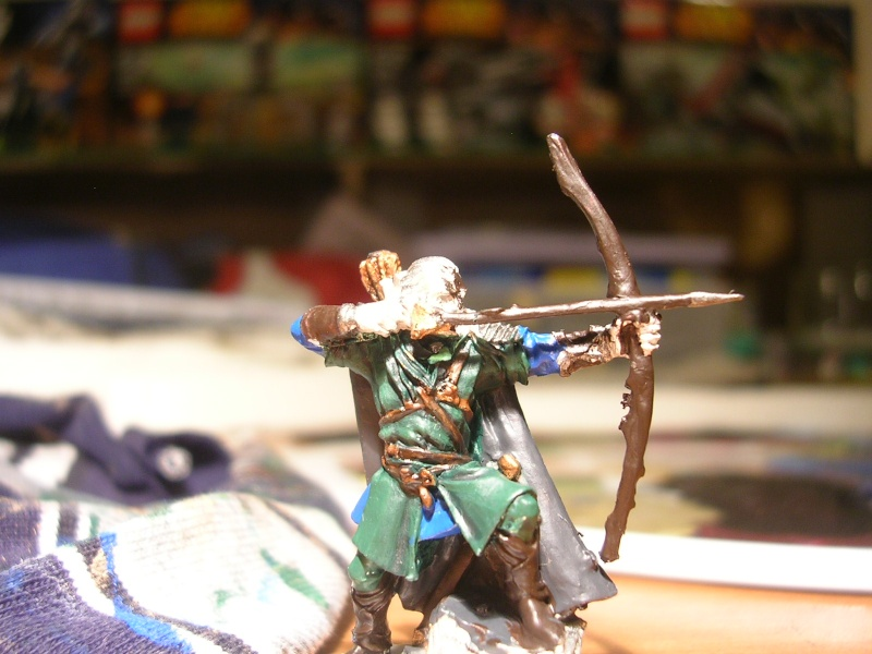 WIP - Legolas at Helm's Deep Dscn1426