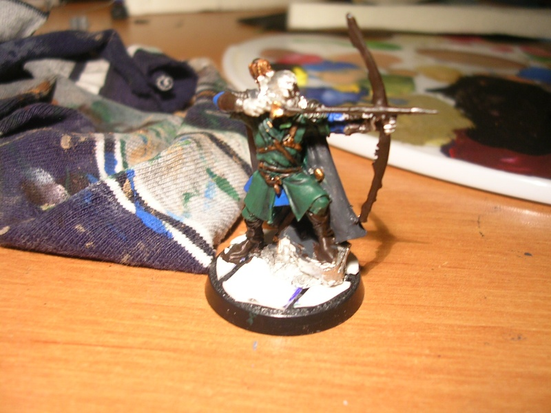 WIP - Legolas at Helm's Deep Dscn1427