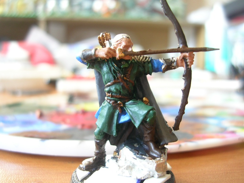 WIP - Legolas at Helm's Deep Dscn1432