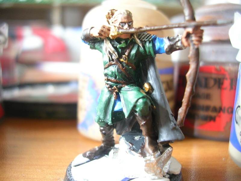 WIP - Legolas at Helm's Deep Dscn1518