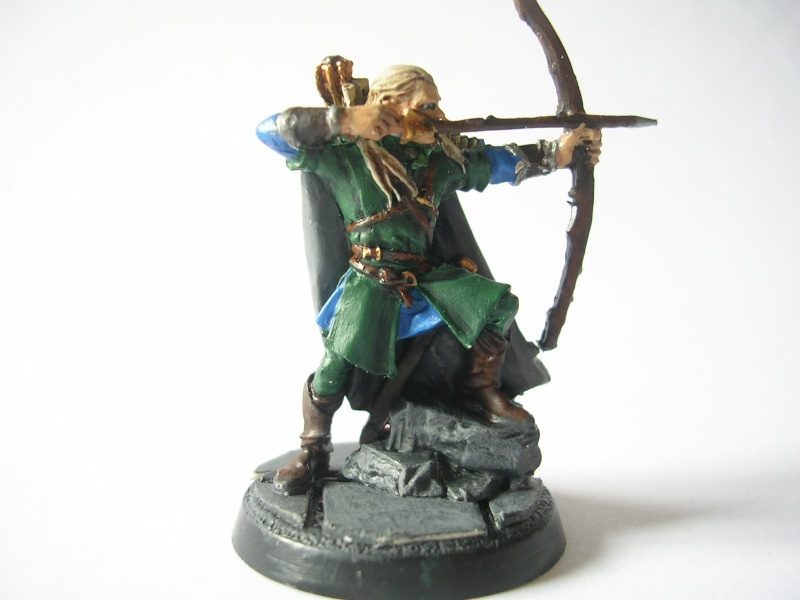 WIP - Legolas at Helm's Deep Dscn1519
