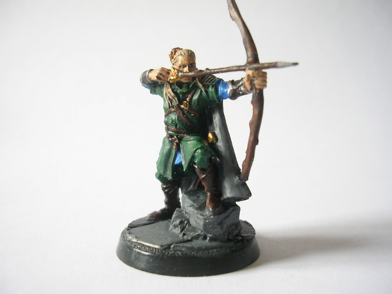 WIP - Legolas at Helm's Deep Dscn1522