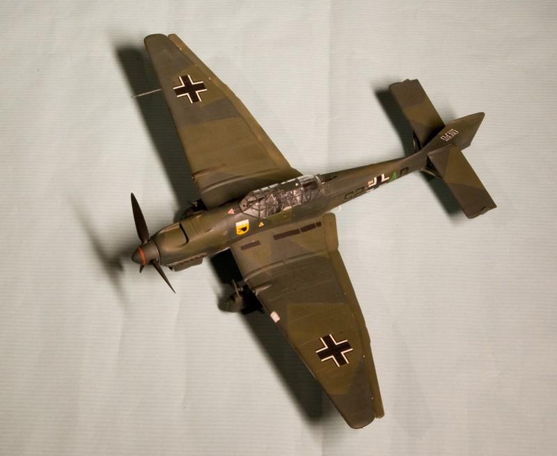 Ju 87B Stuka Heller-Airfix Heller21