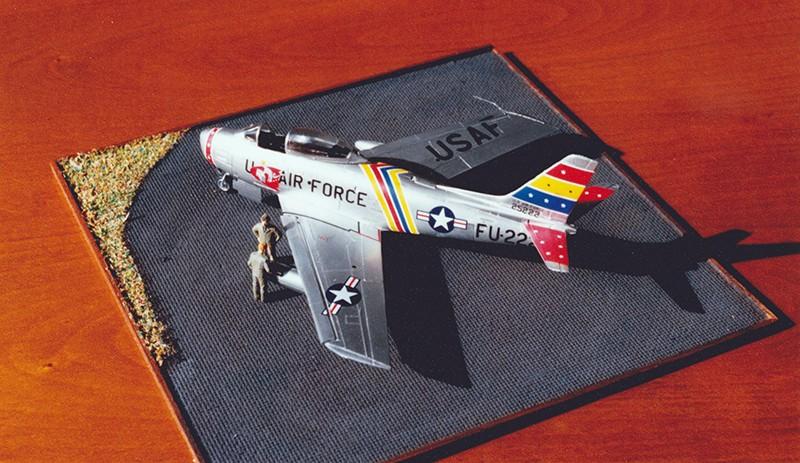 F-86 Sabre Heller25