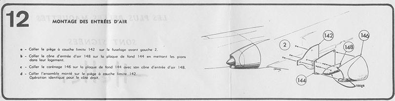 DASSAULT MIRAGE IV-01 1/50ème Réf L 830 Notice Mirage18