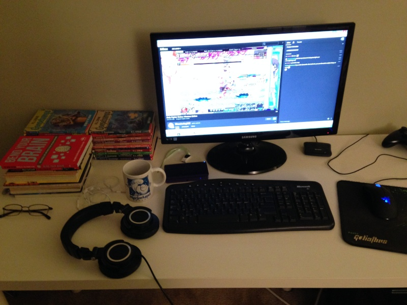 Post your desk area! - Page 2 Img_0210