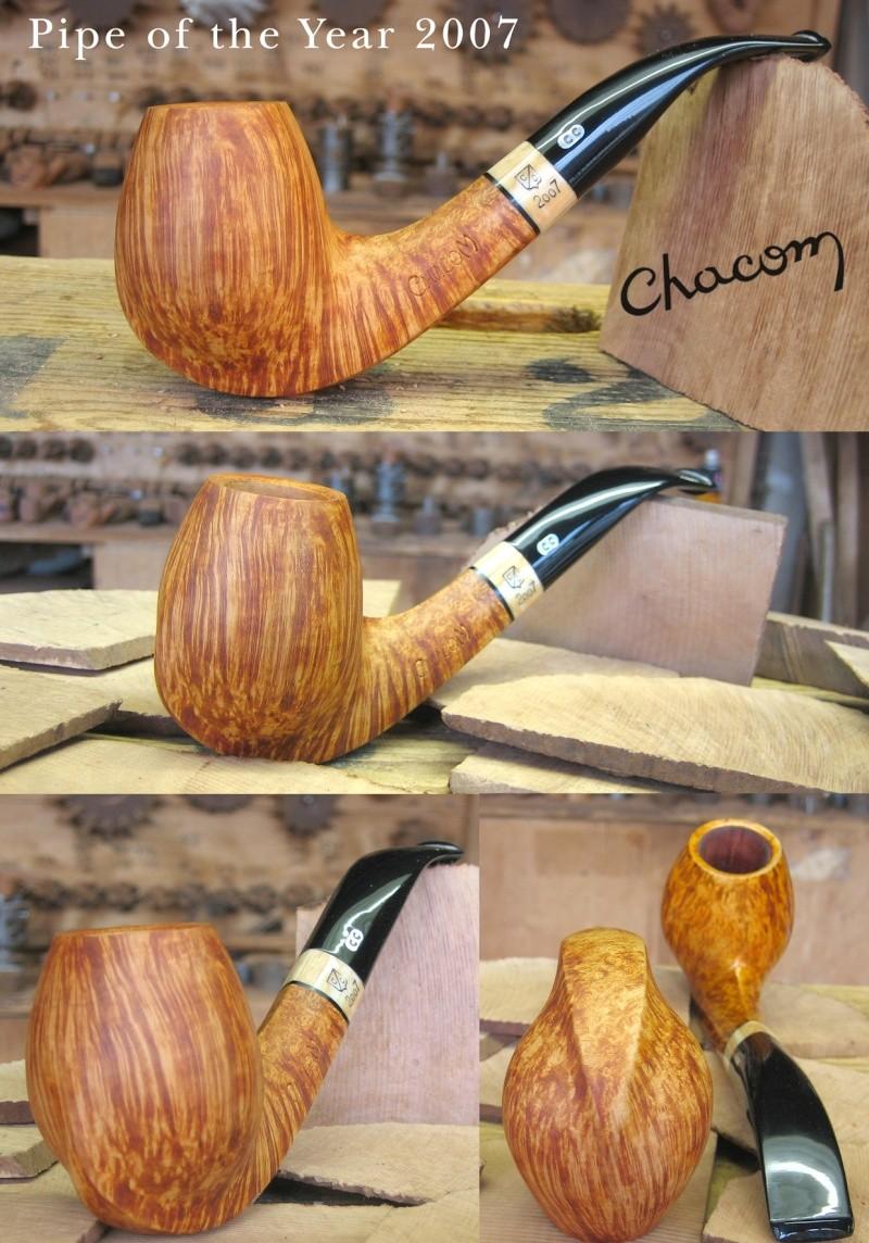 "Anciennes collections ""Pipe de l'Année"" Chacom Pa-20018"