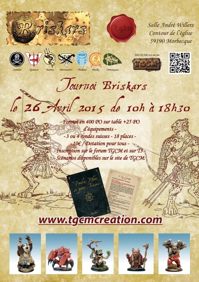 Tournoi Briskars, hisser le joli rouge ( Morbecque ) Tourno12
