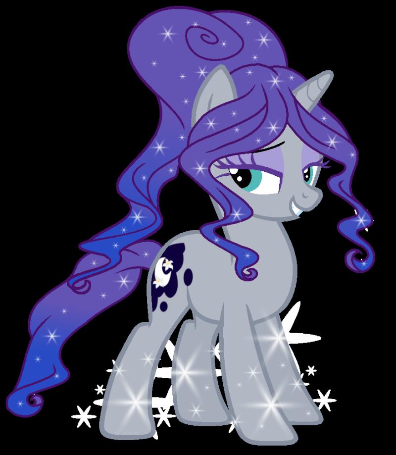 Moonflower Melody (MLP OC) Moonlf10