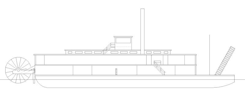 Projekt: Mississippi-Dampfer Missis10