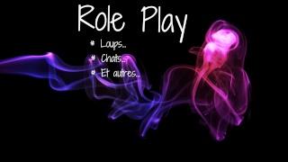 Forum pour role play avec loup, chat...