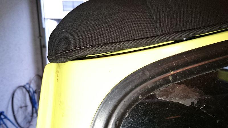 Joints, capote, manivelle et verrou du coffre Capote10