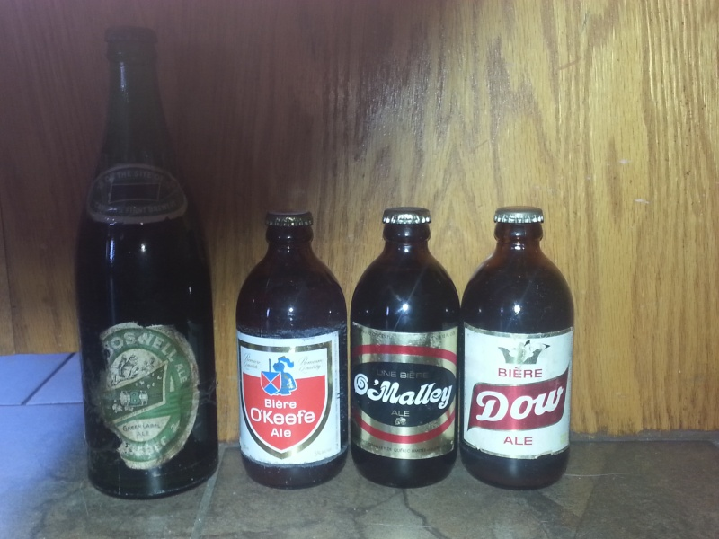 Bouteille de biere ; Dow : O'malley : O'keefe : Boswell 20150413
