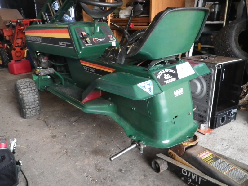 "machine - Murray ""Green Machine"" Mud Mower Rimg0114"