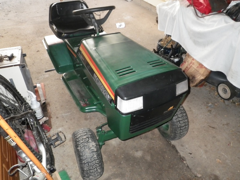 "machine - Murray ""Green Machine"" Mud Mower Rimg0118"