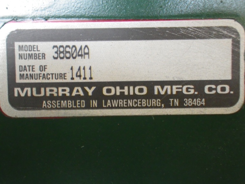 "machine - Murray ""Green Machine"" Mud Mower Rimg0119"
